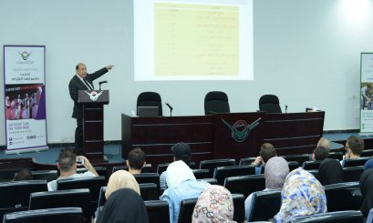 "AAU organized a lecture entitled ""Cardiovascular diseases and the treatment methods"""