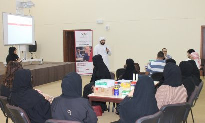 "AAU organizes a workshop entitled ""Wise Consumer"""
