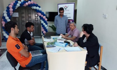 AAU organized an event on the occasion of Lungs Cancer Awareness Month