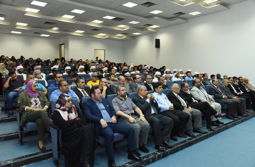 The Freshmen Orientation Day - Al Ain Campus
