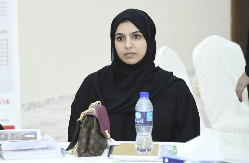 "Lecture entitled: ""Emirate Women in the Era of UAE Founder Sheikh Zayed"""