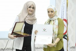 Honoring Distinguished Students 2017-2018 - Abu Dhabi Campus