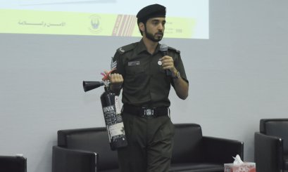 AAU promotes security and safety in cooperation with