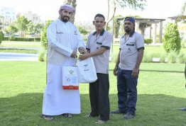 Eid Al Fitr Distributions