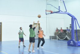 Basketball and Badminton Championship