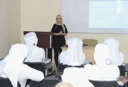 Workshop about Fulbright grants