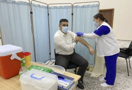 Free Flu Vaccination campaign